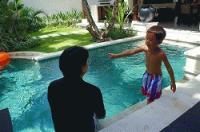 ☆家族だからヴィラ滞在!ヴィラ・アイル・バリを取材撮影その3☆Villa Air Bali
