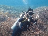 ★バリ島で・・20年振りの体験ダイビング!★