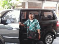 バリ島のタクシー事情。その3。 レインボーツアーの日本語ガイド付き専用車チャーターとタクシーチャーターの比較