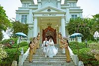 バリ島 【サントミカエル教会 西洋式挙式】取材撮影