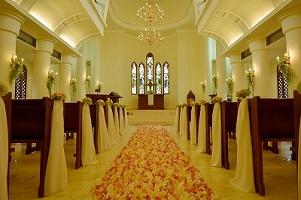 サントミカエル教会 西洋式挙式の画像35