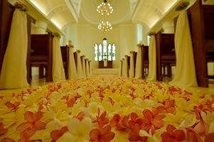 サントミカエル教会 西洋式挙式の画像36