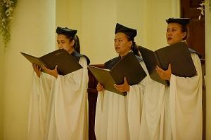 サントミカエル教会 西洋式挙式の画像48