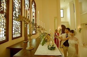 サントミカエル教会 西洋式挙式の画像53