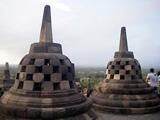 世界遺産ボロブドゥール遺跡とプランバナン寺院(午前ボロブドゥール+タマンサリver.)